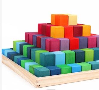 Little Gremlins Co  Wooden Blocks