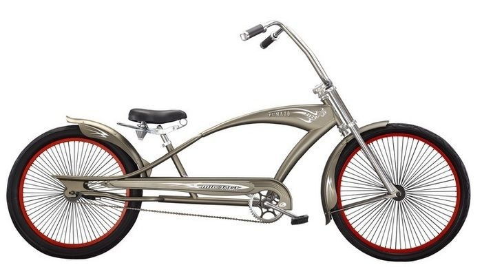 Low Rider & Chopper Bikes