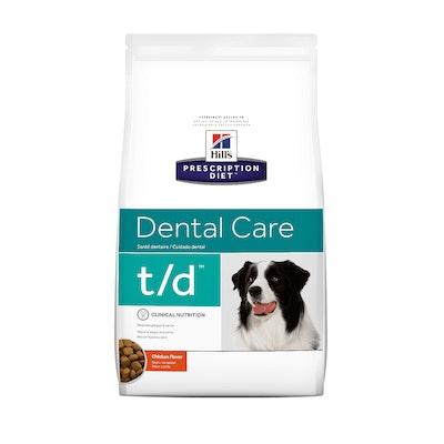 Hill's VET Hill's Prescription Diet T/D Dental Care Dry Dog Food