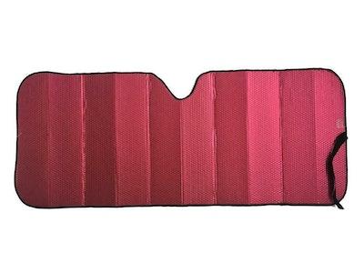 Premium Car Sunshades - Matt Red