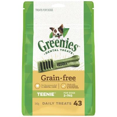 Greenies Grain Free TreatPak Teenie (340g)