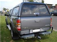 Hayman Reese builds better safety towbar for Mazda BT50