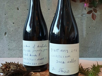 2018 Di Stasio Pinot Noir