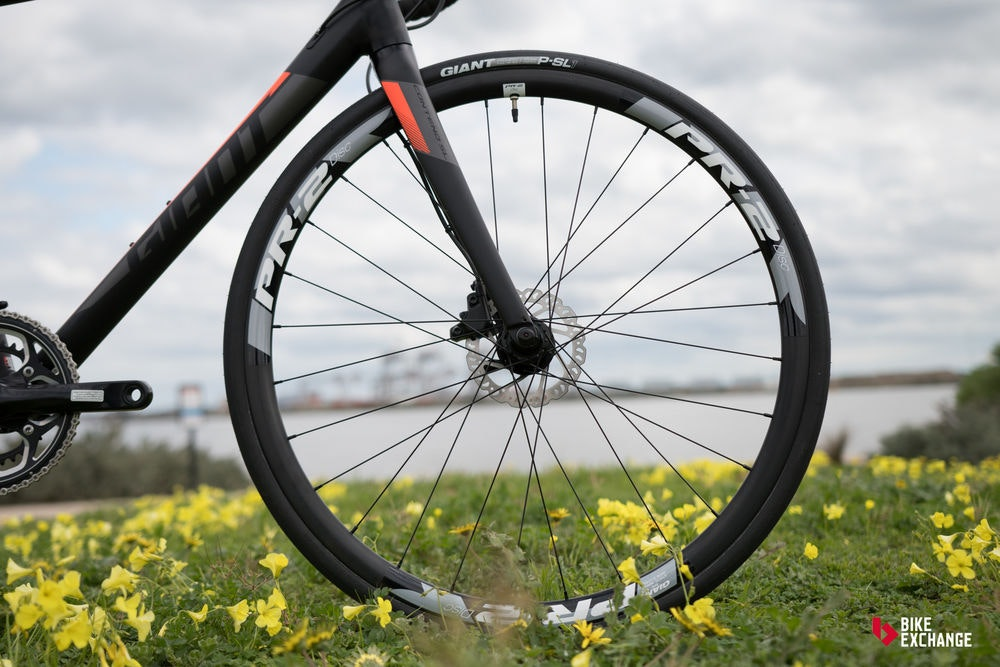 fullpage Giant Contend SL 1 Disc Review 2017 BikeExchange 23