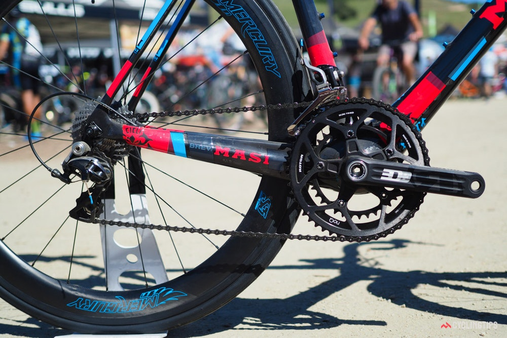 2016 Sea Otter Classic Masi Bicycles 5