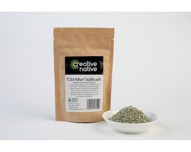 Saltbush Flakes (50g Dried)