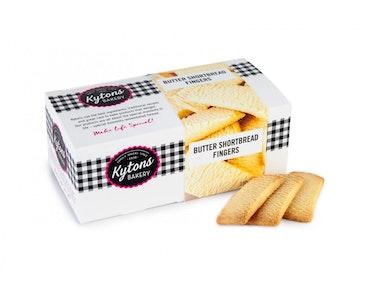 Kytons Butter Shortbread Fingers 150g