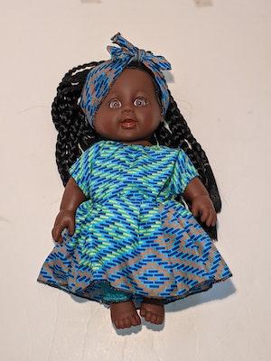 Designed by Florence Ugo Tokubo Doll