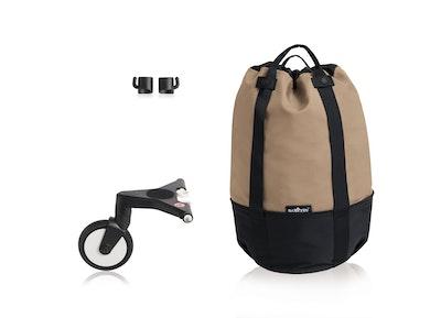 YOYO+ Rolling Bag - Taupe