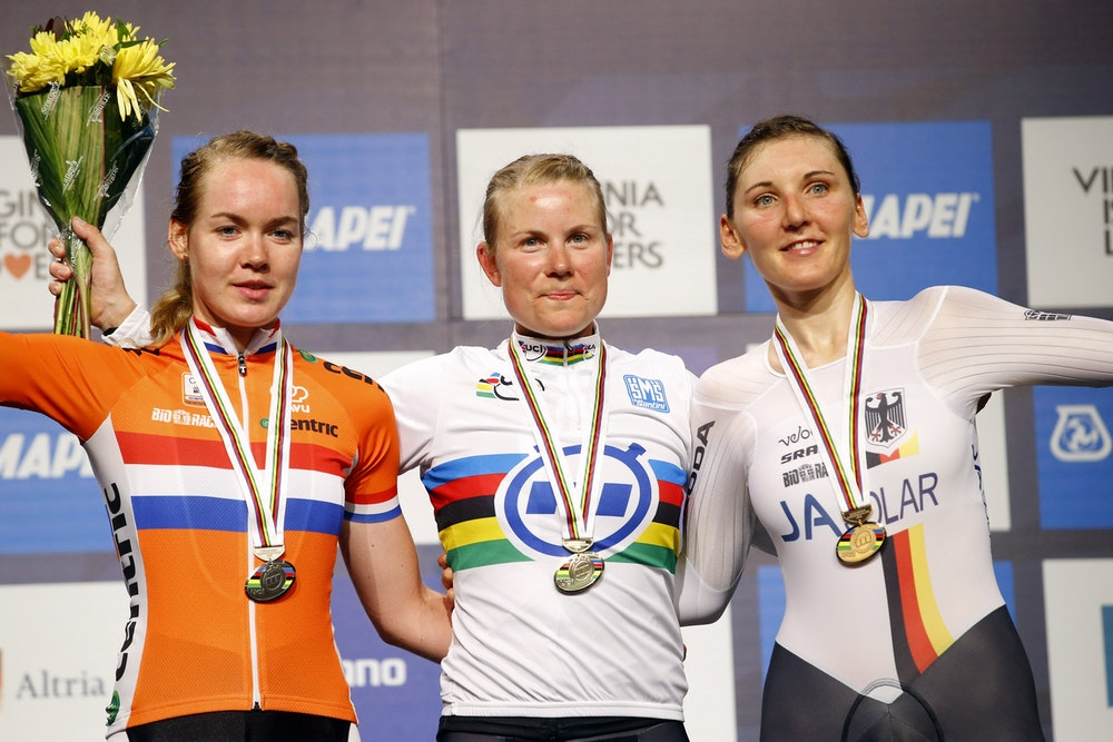 The winners women s ITT world Champs