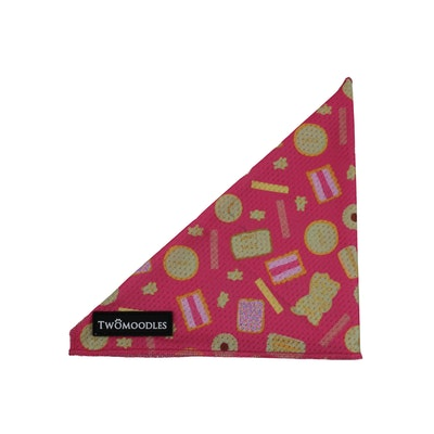 Twomoodles Armutts Biscuits Bandana