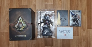 Assassins Creed III Collector's Edition Game Statue