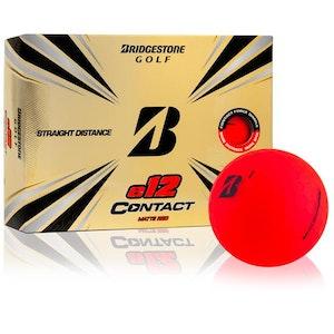 Bridgestone e12 Contact Red