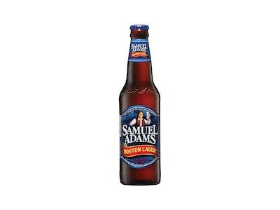 Samuel Adams Boston Lager Bottle 355mL