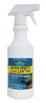 Vetafarm Avian Insect Liquidator 500ml Ready to Use