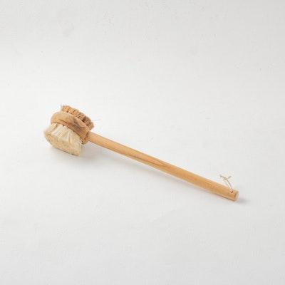 Kayu&Co. Wooden Body & Feet Brush (Vegan Friendly)