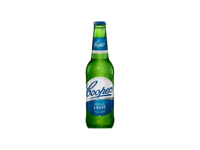Coopers Premium Light Bottle 355mL