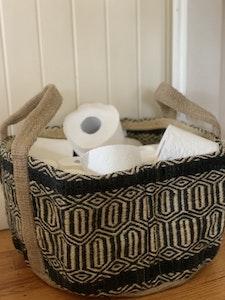 handwoven jute bags