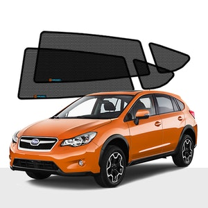 SUBARU Car Shades - XV | Impreza Hatchback | Crosstrek 2017-Present