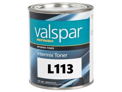 Valspar Refinish L113 Sapphire Blue 1Qt