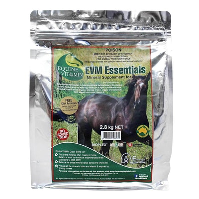Farmalogic Equine Vit&Min Essentials Horse Mineral Supplement - 3 Sizes