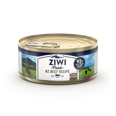 ZiwiPeak ZIWI Peak Cat Beef Recipe Can 85G
