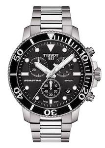 Tissot Seastar 1000 Chronograph - Black