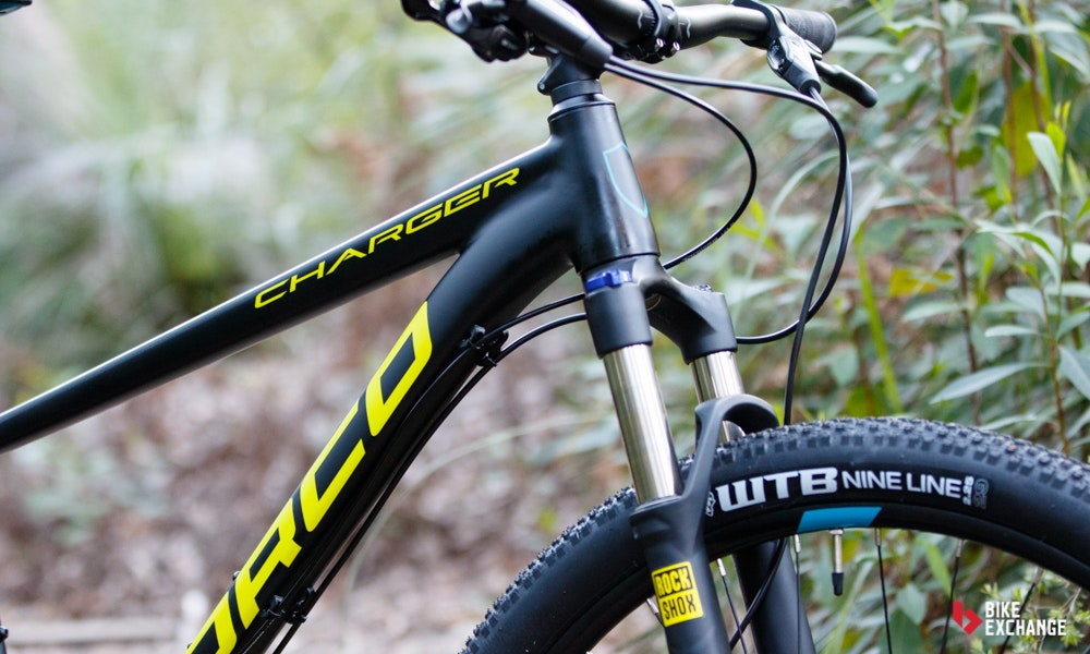 Norco Charger 9.2 2017 mountain bike review bikeexchange blog 12