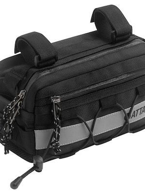 Attaquer Adventure Handlebar Bag Square - Black