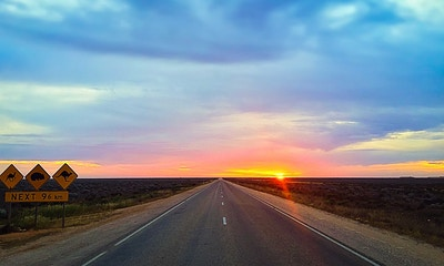 The Big Tow: crossing the Nullarbor