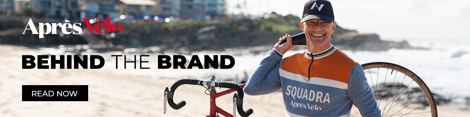 Apres-Velo: Behind the Brand
