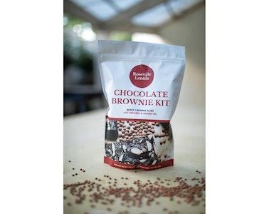 Rosevale Lentils Chocolate Brownie Mix 870g