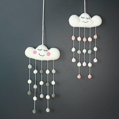 Global Sisters Shop Chloe Cloud Wall Hanging