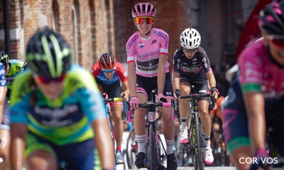 Van Vleuten claims overall victory at the 2019 Giro Rosa