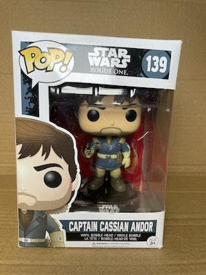 POP! Captain Cassian Andor (#139)