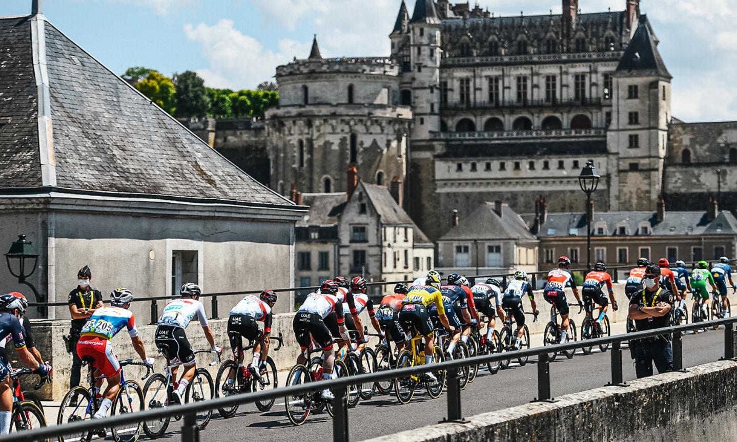 Tour de France 2021: samenvatting van de zesde etappe