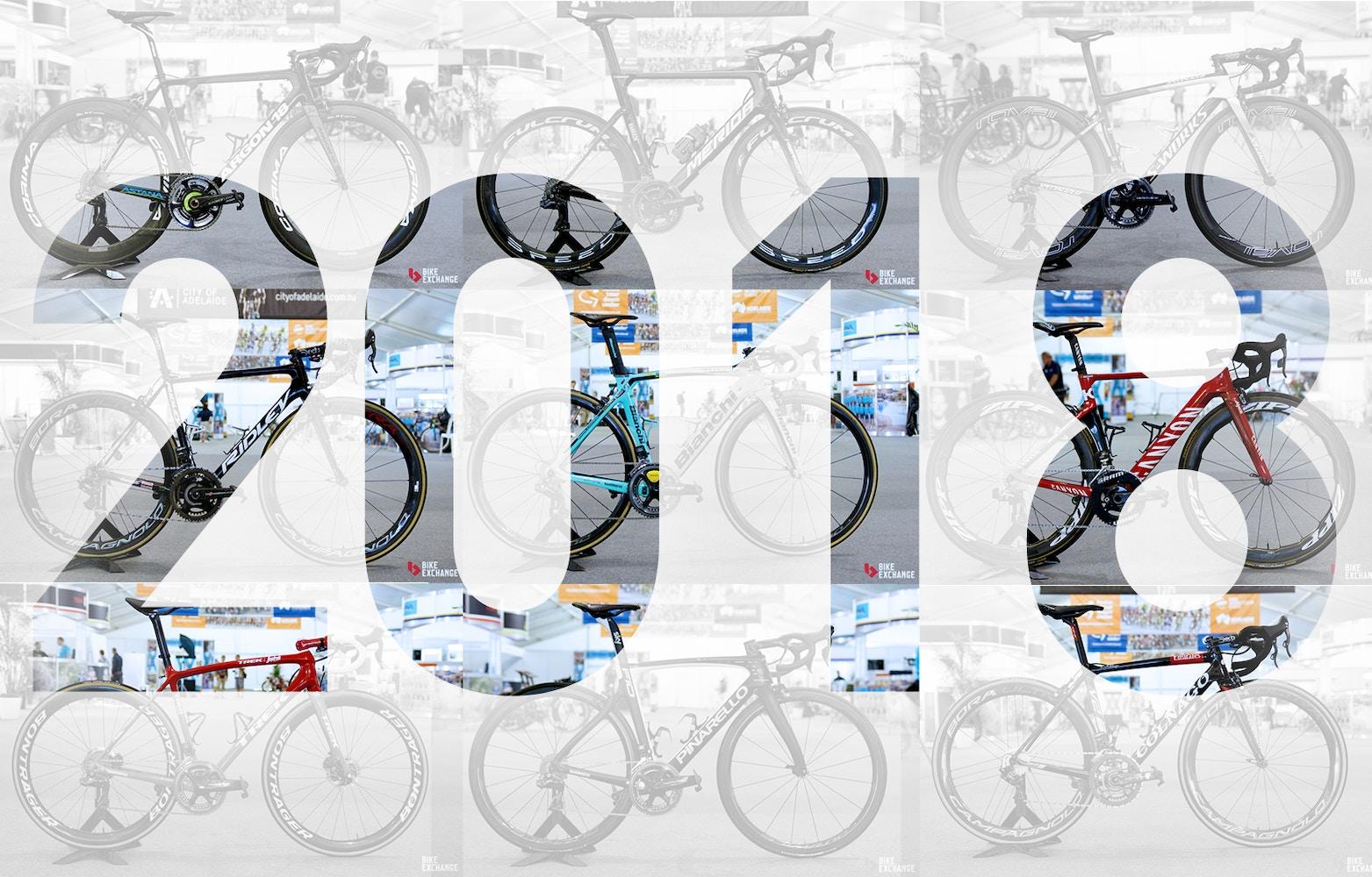 Die Bikes der UCI WorldTour 2018