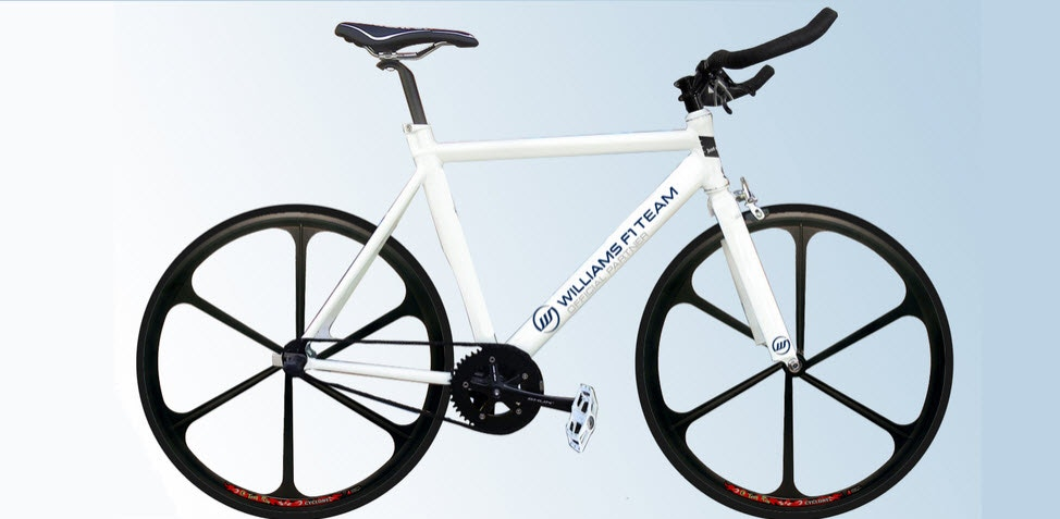 Williams F1 Track Bike Review