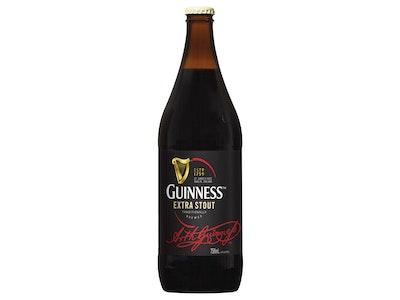 Guinness Extra Stout Bottle 750mL