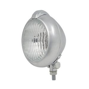 Bates Style Chrome Headlight