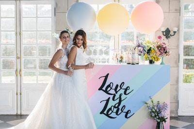DIY BESPOKE WEDDING BACKDROP WITH HAYMES