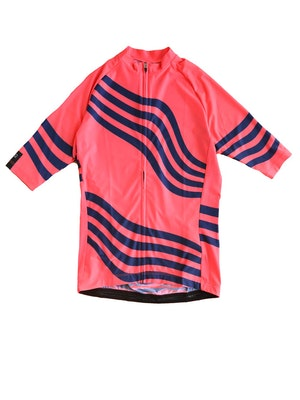 FOHER Women's Atlas Cycle Jersey Coral ARC