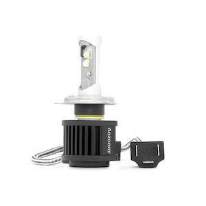 LED H4 Headlight Bulb Kit