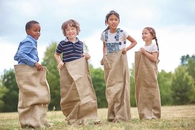 Die besten Spiele zum Kindergeburtstag für 4 bis 6-Jährige