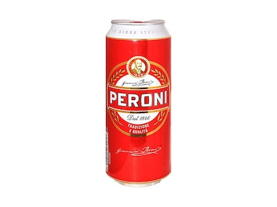 Peroni Red Lager Beer Can 500mL