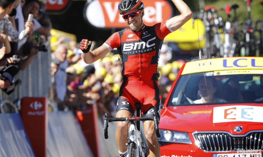 Van Avermaet does the double!