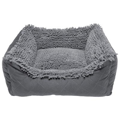 Dog Gone Smart Repelz-It Lounger Dog Bed Grey - 3 Sizes