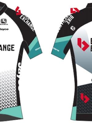 Giordana Team BikeExchange FRC PRO Short Sleeve Jersey