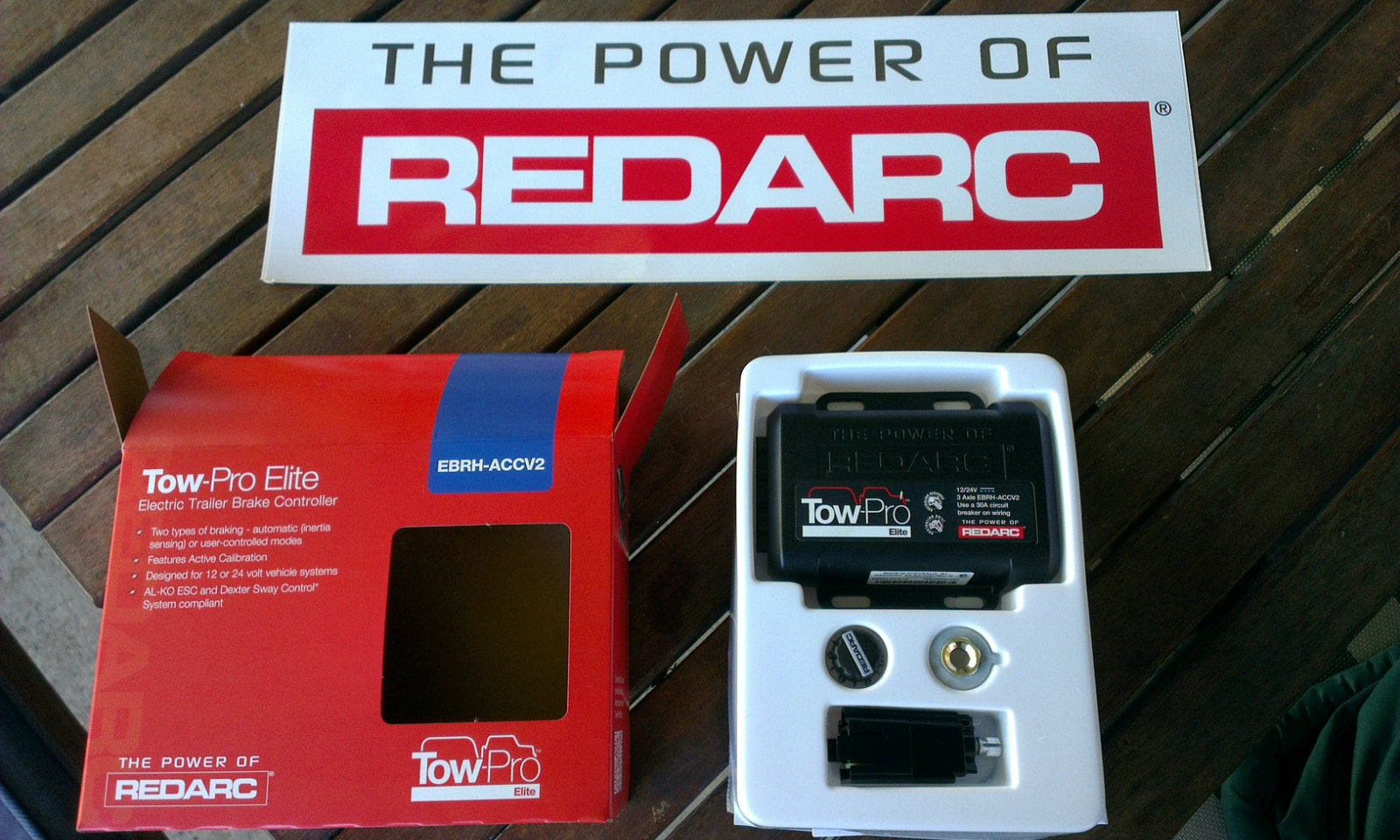 Redarc Tow Pro Elite Electric Brake Controller Review Goseeaustralia Trailer Mounted Wiring Diagram