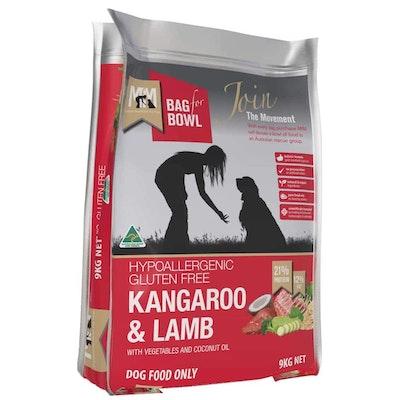 MEALS FOR MUTTS Adult Kangaroo & Lamb Dry Dog Food